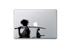 Samurai Champloo Anime MacBook Vinyl Decal Laptop Skin Sticker