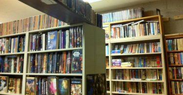 smell those vintage novels!