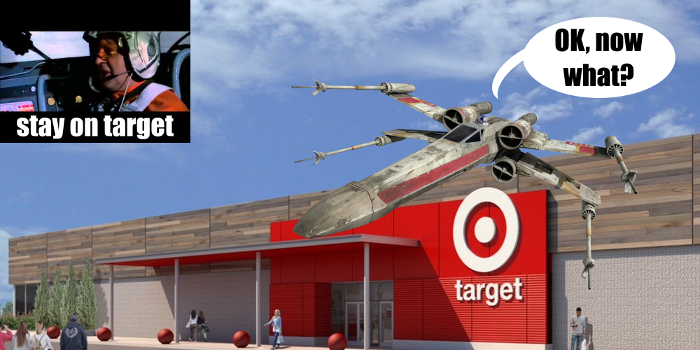 stay on target for Star Wars Funko Pops