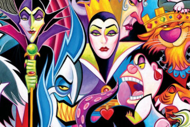 the Disney villains are coming!