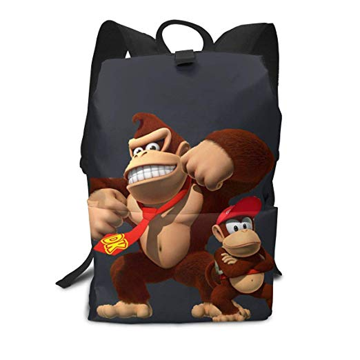 Donkey_Kong_Country_laptop_bag