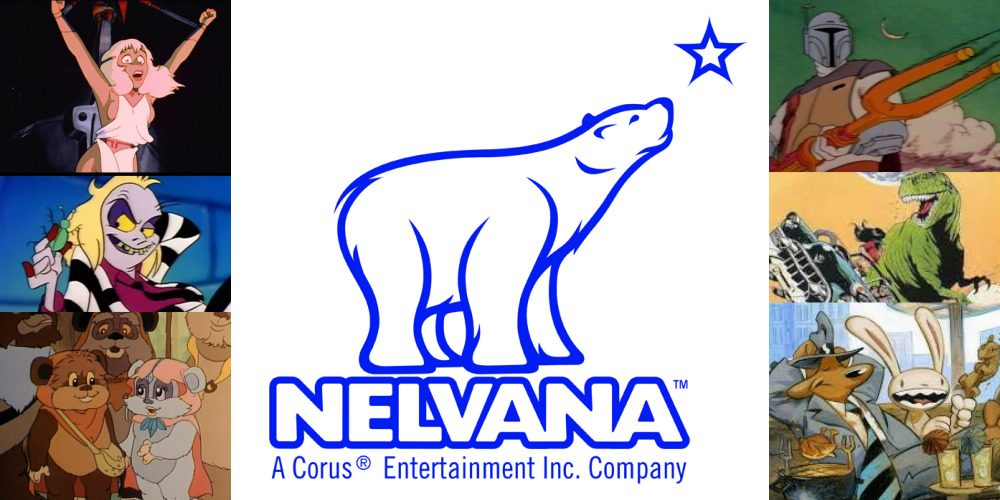 the many works of Nelvana
