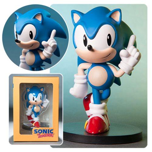 Sonic_Statue
