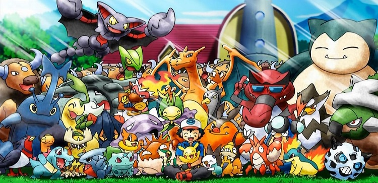 group_Pokemon