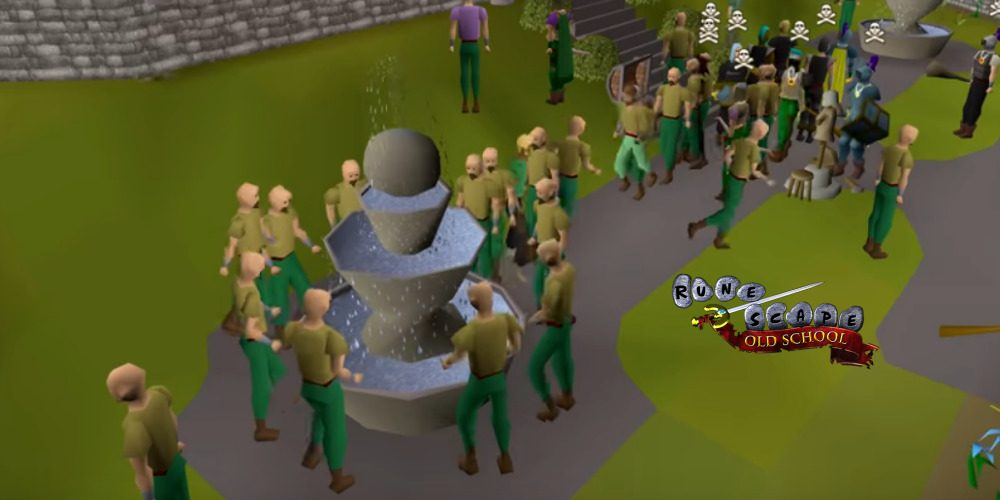 Old School Runescape on Android