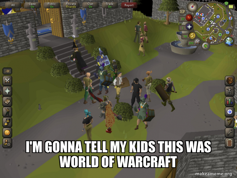 WOW-OSRS