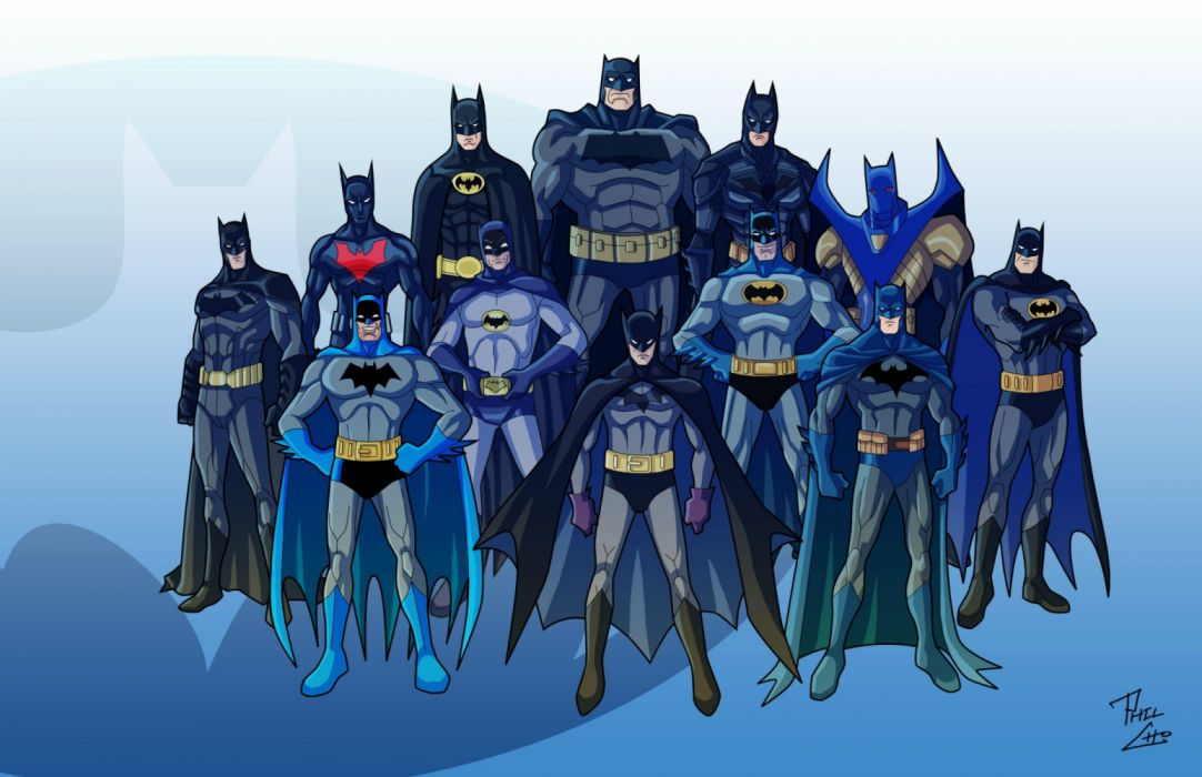 many_masks_of_Batman