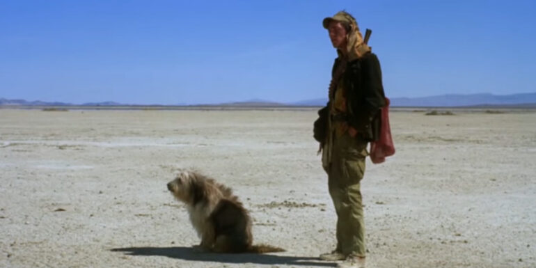 A_Boy_And_His_Dog