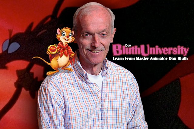 Don_Bluth_university