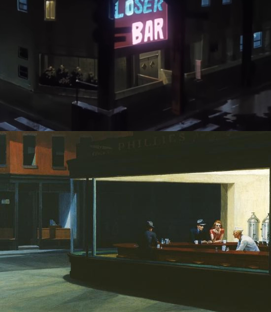 Loser_Bar_Nighthawks