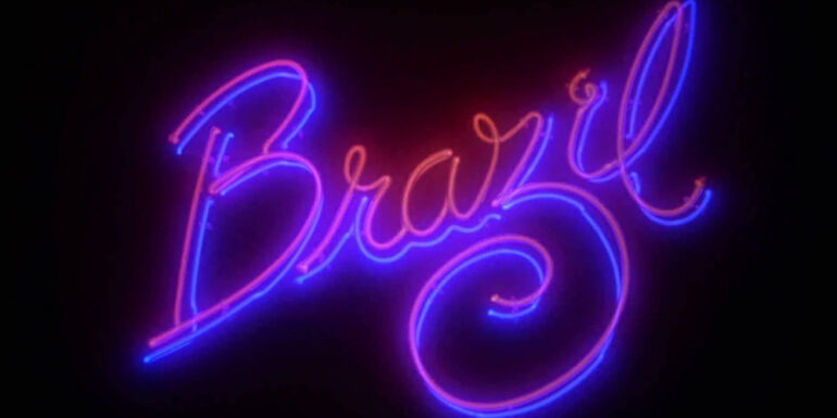 Brazil 1985 by Terry Gilliam