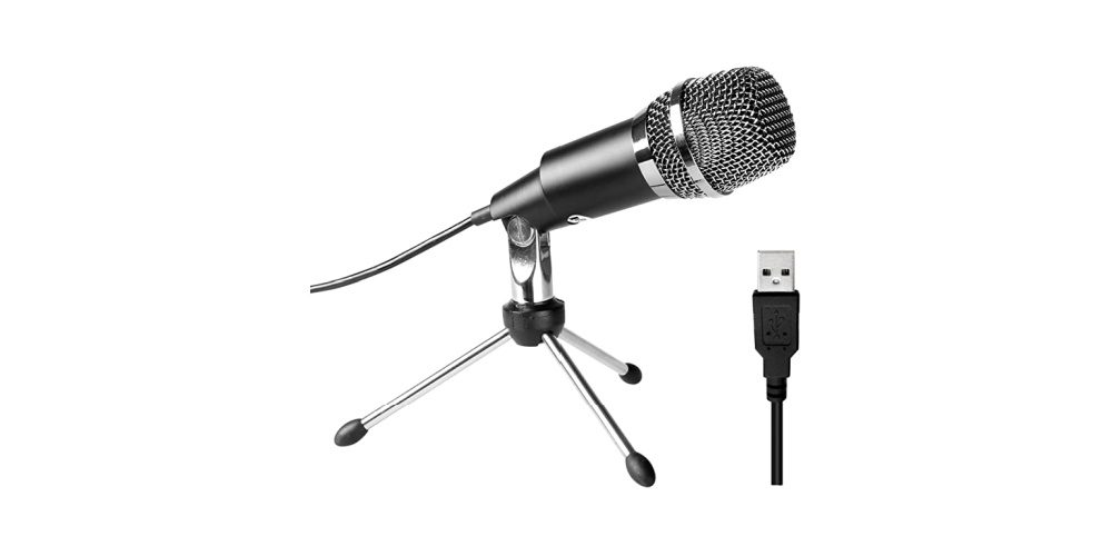 Fifine_Plug_&_Play_USB_Microphone
