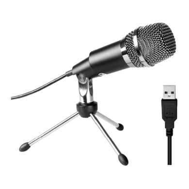 Fifine_Plug_&_Play_USB_Microphone