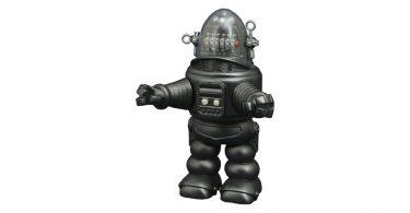 Forbidden_Planet_Robbie_The_Robot_Vinyl_Figure