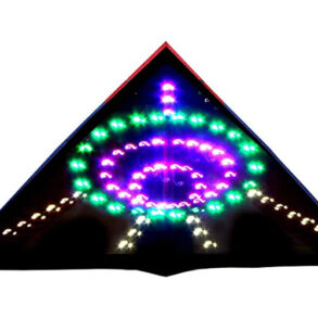 HENGDA_KITE_LED_Night_Kite_UFO