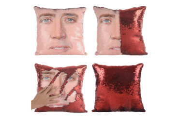 Nicholas_Cage_sequin_pillow