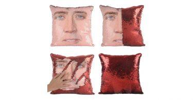 Nicholas_Cage_sequin_pillow
