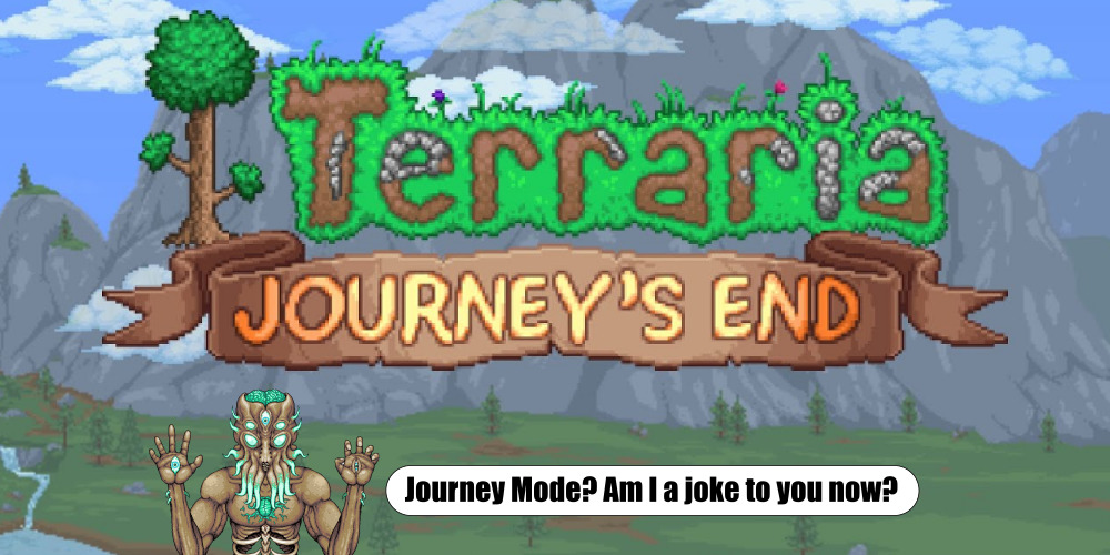 Terraria An Unexpected Update Geeky Domain Terraria includes the ability to set down teleporters for the player's use. terraria an unexpected update geeky