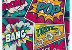 comics_shower_curtain