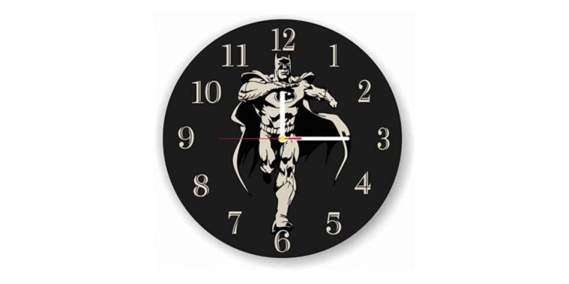 Batman_11.8_Handmade_Art_Wall_Clock _BE_Special