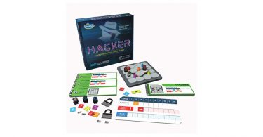 Hacker Stem Cybersecurity Game for Kids