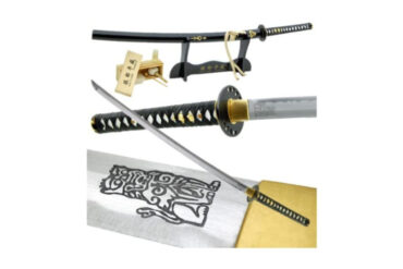 Handmade_Kill_Bill_Brides_Samurai_Katana_Sword_Leather_Handle