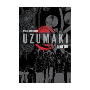 Uzumaki hardcover 3 in 1 deluxe