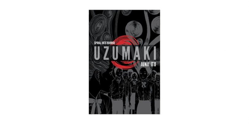 Uzumaki hardcover 3 in 1 deluxe