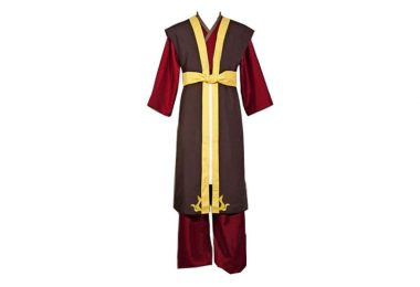 Zuko book three fire prince of the fire nation cosplay outfit