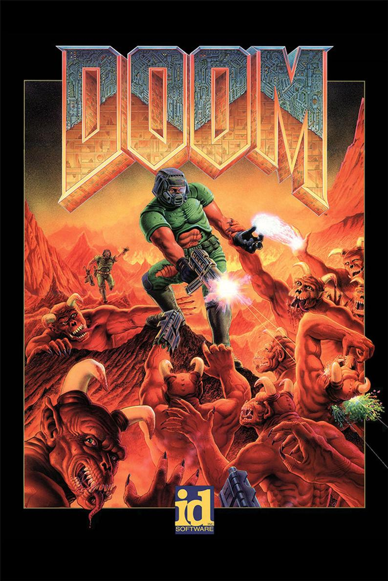 Doom_id_Software_poster