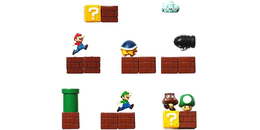 Mario Magnet Set