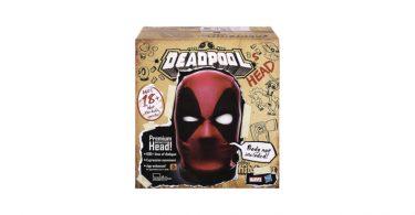 Deadpool Electronic Talking Head