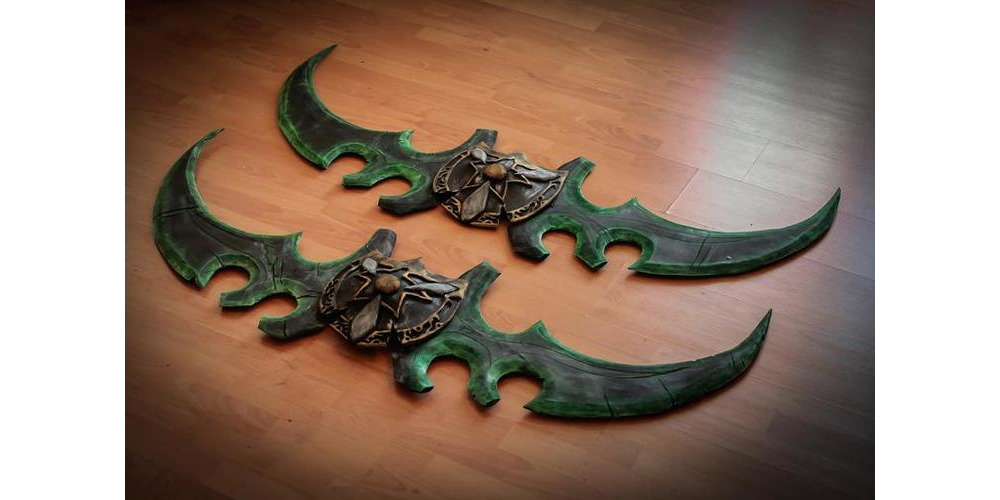 Twin_Blades_of_Azzinoth_Illidan_WoW_cospay_weapon