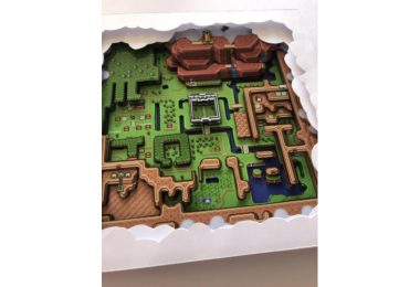 Zelda_Hyrule_Map_3D_Shadow_Box_Art