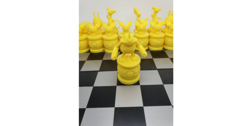 Custom_Electric_Type_Pokemon_Chess_Board