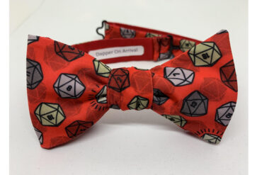D20_Gaming_Bow_Tie