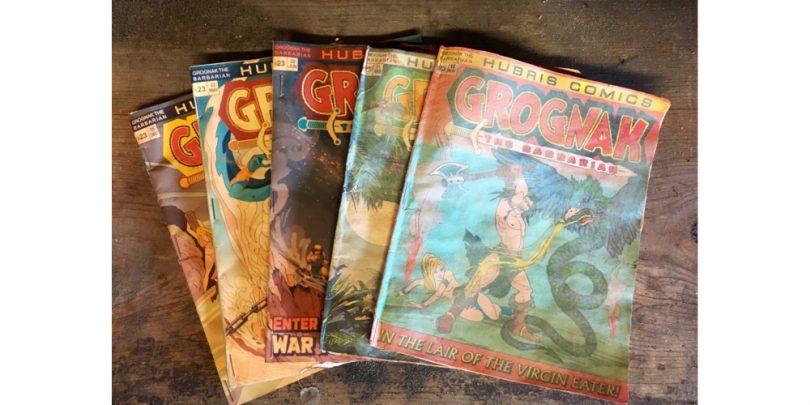 Fallout Grognak_the_Barbarian_Comic_Book_Props