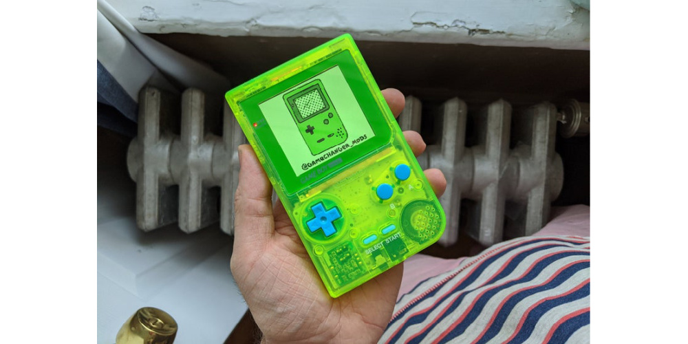 Game_Boy_Pocket_IPS_Backlight_Green_Mod