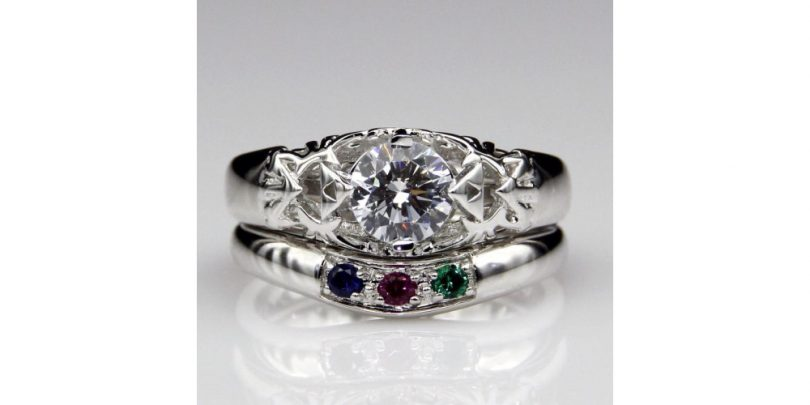 Gamer_Legend_of_Zelda_Spiritual_Stones_Engagement_Promise_Ring