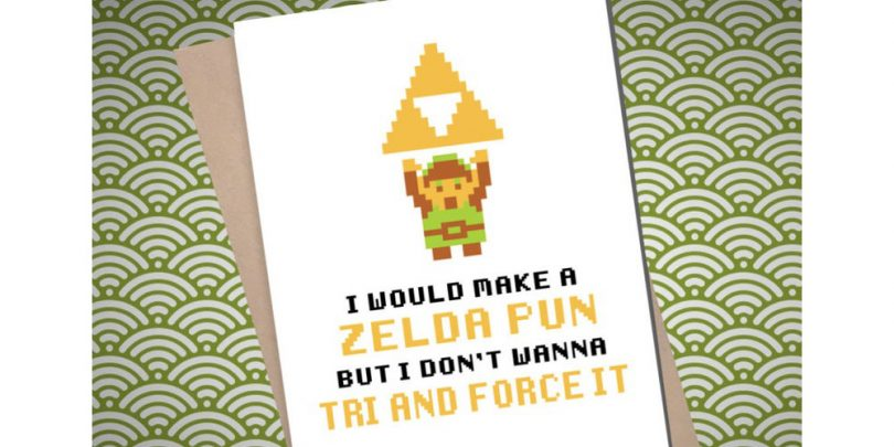 Legend_of_Zelda_Bit_Link_Greeting_Card_Pun_Nintendo