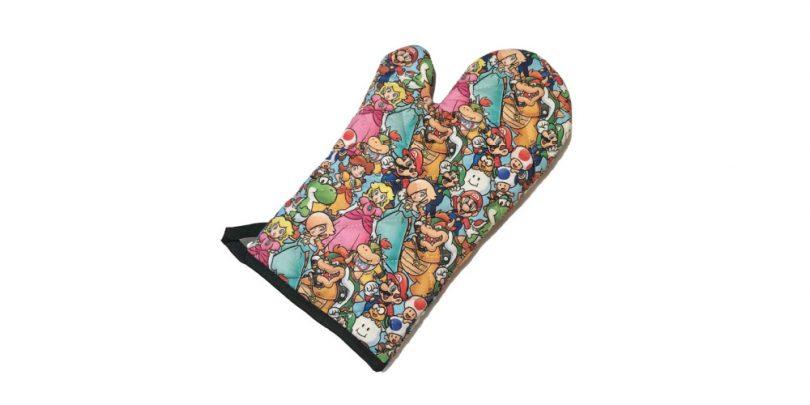 Mario_Characters_Oven_Mitt_Nintendo