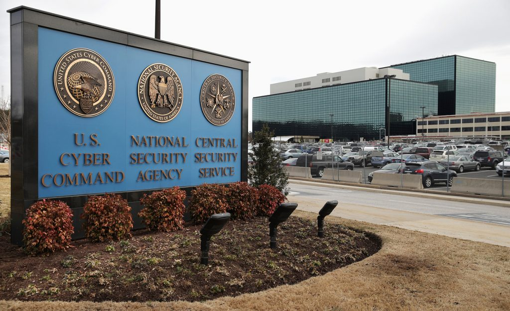 Defense Secretary Carter Visits U.S. Cyber Command At Fort Meade