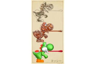 Nintendo_Yoshi_Anatomy_Poster