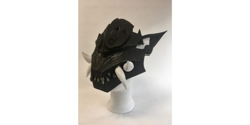 Odogoran_Cosplay_Mask