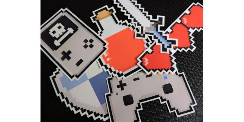 Pixel_Gamer_Video_Game_Sticker_Pack