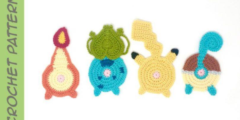Pokebutt_Coasters_4_Set_Pokemon