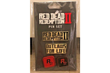 Red Dead Redemption 2 Pin Pack