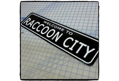 Resident_Evil_Welcome_to_Racoon_City_Aluminum_Sign