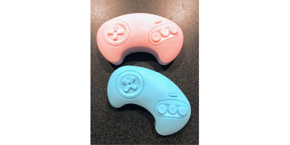 Sega Classic Controller_Soap_Bathroom_Sud_Soap_Gamer