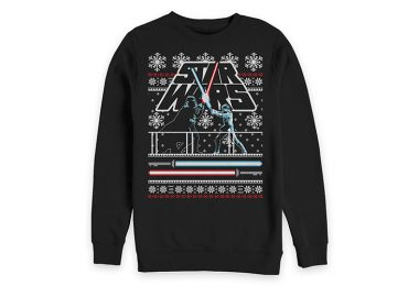 Star Wars Holiday Sweater